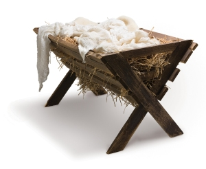 The empty manger