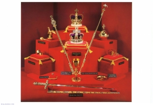 The British Crown Jewels