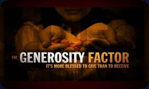 GENEROSTY FACTOR