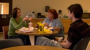 Lunchroom conversations