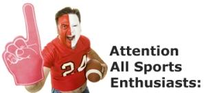 sports enthusiast
