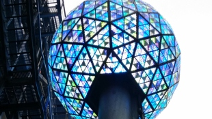 Crystal Ball Times Square New York