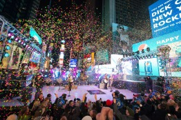 Times Square Ball Drop