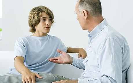 Father - Son talk