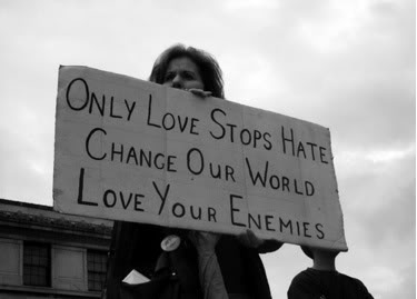 Love your enemies 2