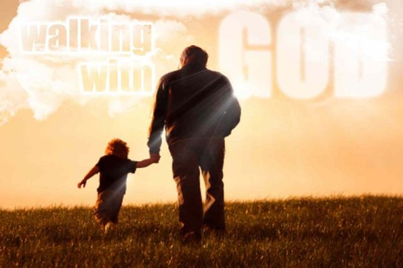 Walking with God 1