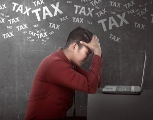Tax day  prayer