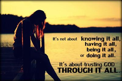 Through it all
