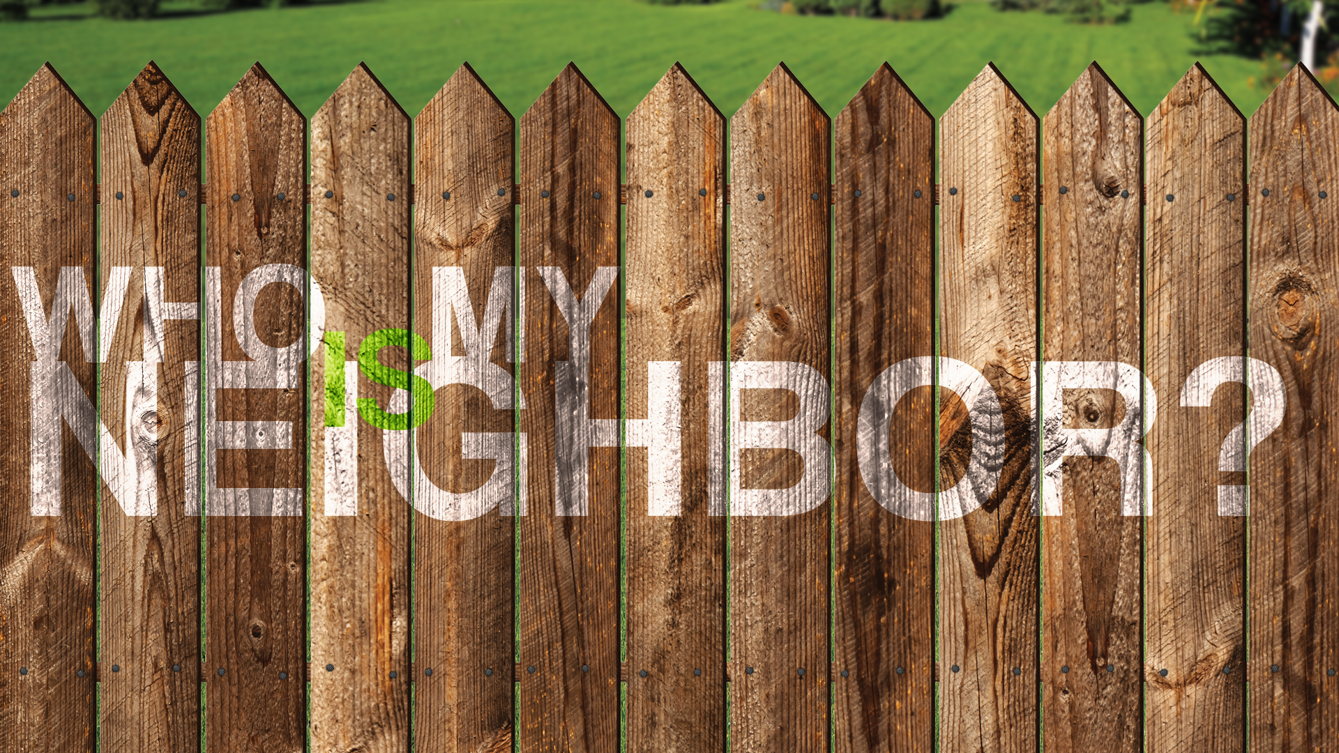 """love your neighbour essay teachings jesus As noted in the preceding article, jesus replied that """"the greatest and first  commandment"""" is: """"you must love jehovah your god with your whole."""