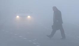 Heavy fog 2