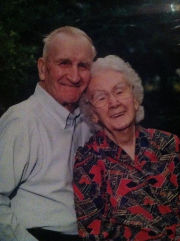 Ewalt and Vera Bartel