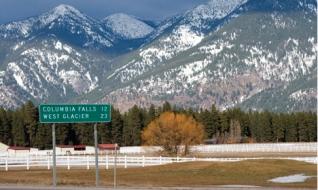 Columbia Mountain Montana