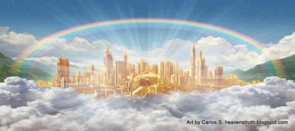 heavenly new jerusalem