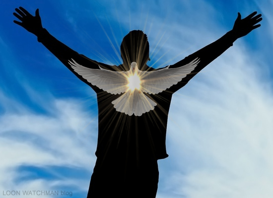 The Holy Spirit within