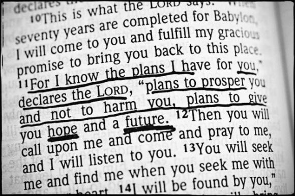 Jeremiah 29[11