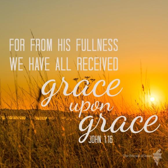 Grace upon Grace John 1{16