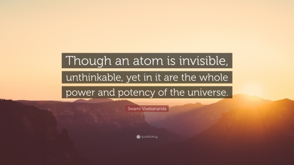 Power of the atom