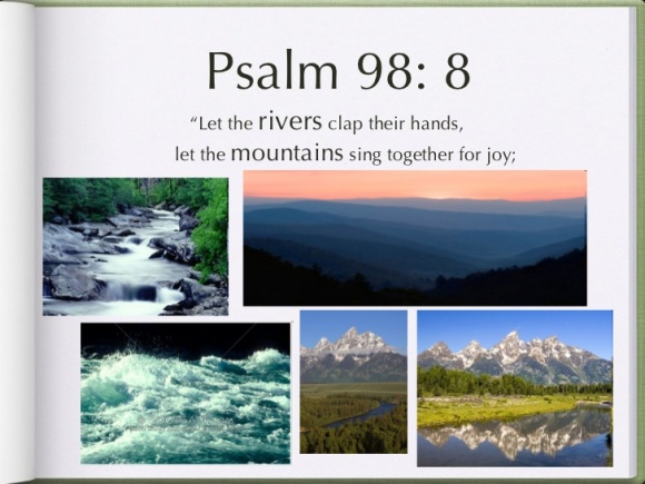 Psalm of Nature
