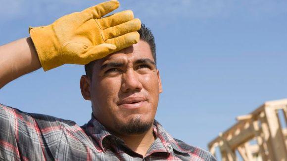 Hard Work - Sweating Laborer
