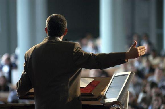 Preacher male