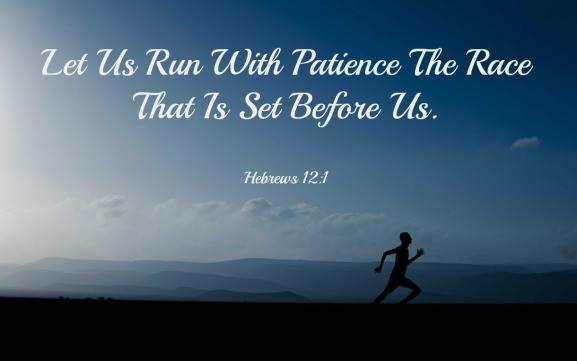 Run the race - Hebrews 12[1