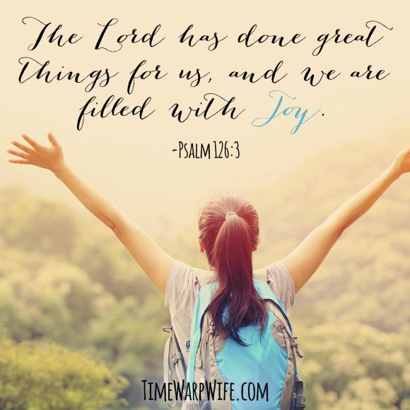 isaiah 12 & psalm 126