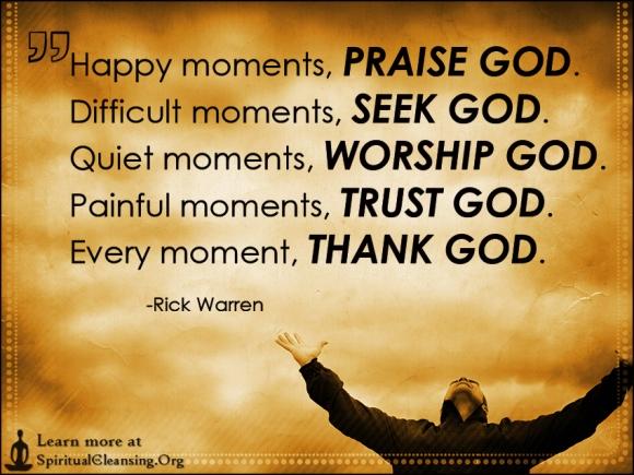 Pain to Praise