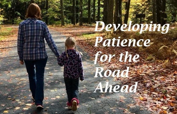 Developing patience