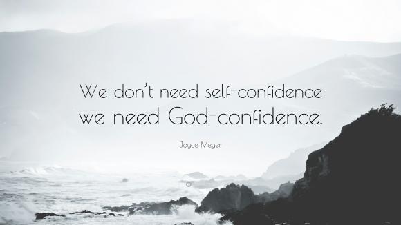Arrogant Self reliance