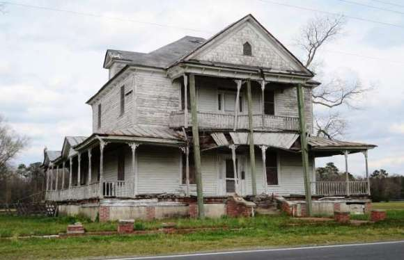 Neglected House
