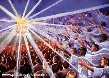 Revelation 7 - Heavenly Worship