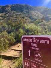 Climbers loop San Diego