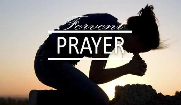 Fervent prayer 2